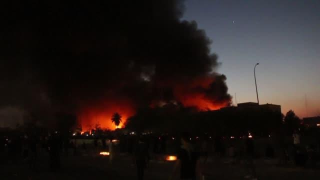 La ciudad de Basora capital de la provincia del mismo nombre en el sur de Irak decreto el jueves por la noche un toque de queda luego de que muriera...