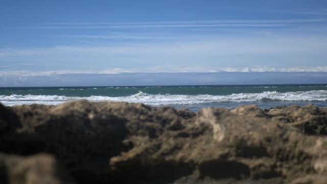 La côte atlantique marocaine