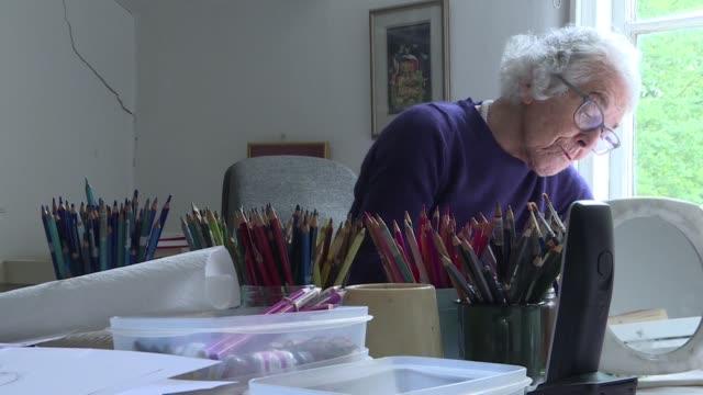 GBR: Muere la británica Judith Kerr autora de El tigre que vino a tomar el te