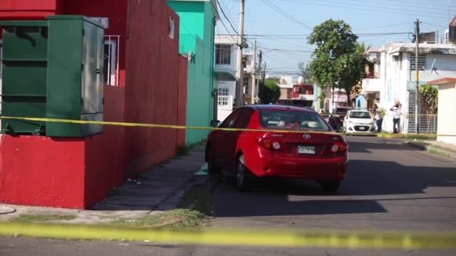 la familia de un periodista mexicano denuncio el miercoles su secuestro en el estado de veracruz al este de mexico tan solo un día despues de que... - día stock videos & royalty-free footage