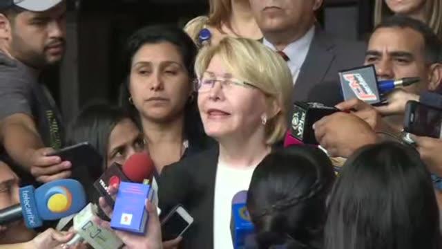 La fiscal general de Venezuela Luisa Ortega presento el jueves un recurso de nulidad contra la Asamblea Nacional Constituyente convocada por el...