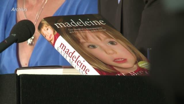 la identificación de un nuevo sospechoso en la desaparición de la niña británica madeleine mccann en portugal vuelve a dar esperanzas en un misterio... - madeleine mccann stock videos & royalty-free footage
