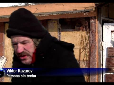 La intensa ola de frio que afecta a Europa comienza a dar tregua pero las personas sin hogar en Lituania aun sienten el impacto de las bajas...