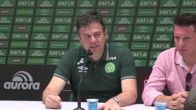 La localidad brasilena de Chapeco realizara una vigilia en memoria del equipo local de futbol que falleciera en un accidente aereo en Colombia