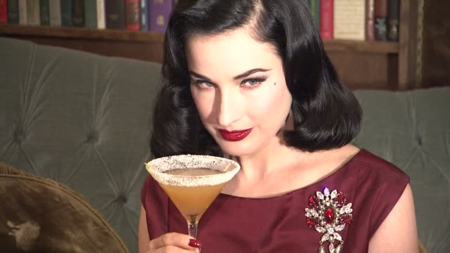 la maison cointreau debuts in nyc with performance by dita von teese new york ny united states capsule clean la maison cointreau debuts in nyc w at... - dita von teese stock videos & royalty-free footage
