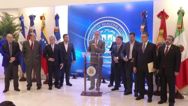 La negociacion entre el gobierno y la oposicion de Venezuela para intentar solucionar la crisis del pais petrolero continuara el proximo jueves...