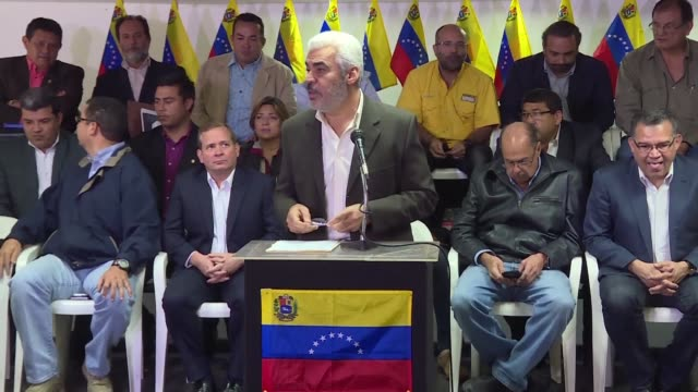 La oposicion venezolana rechazo el miercoles participar en las elecciones presidenciales del 22 de abril argumentando que son fraudulentas y buscan...