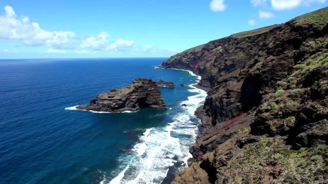 Küstenlinie von La Palma