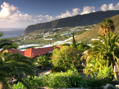 pal : ラパルマ - 大西洋諸島点の映像素材/bロール