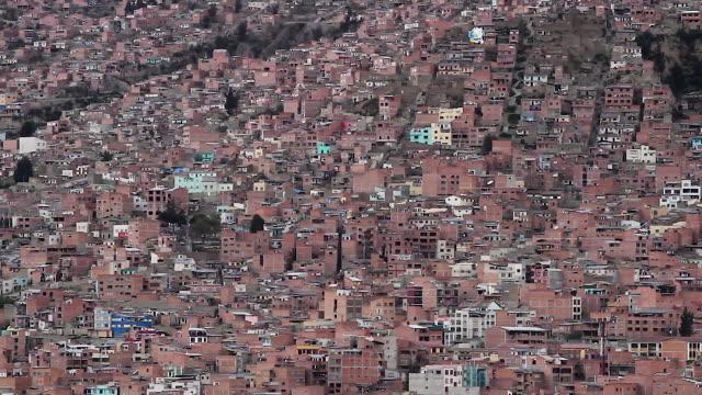 vídeos de stock e filmes b-roll de la paz, bolivia - la paz bolívia