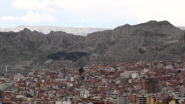 stockvideo's en b-roll-footage met la paz, bolivia - la paz bolivia