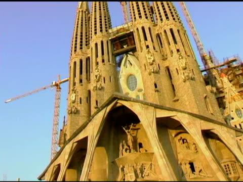 La Sagrada De Mi Familia in Barcelona Spain 1