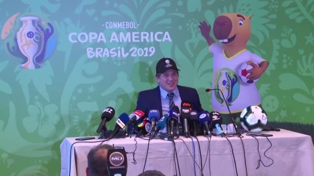 La selecciones de Australia y Catar participaran como invitadas en la Copa America de 2020 que organizaran en conjunto Argentina y Colombia pero de...