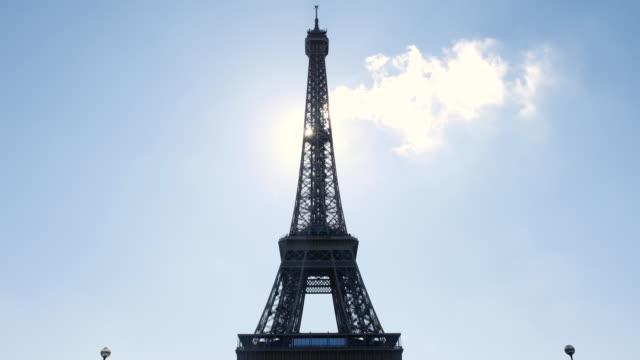 """La """"Tour Eiffel"""" in Paris, France, 4K(UHD)"""