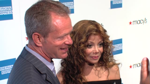La Toya Jackson at the 27th Annual Macy's Passport Fashion Show Benefit at Santa Monica CA