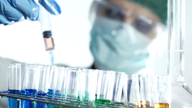 hd: lab experiment - medical research stock videos & royalty-free footage