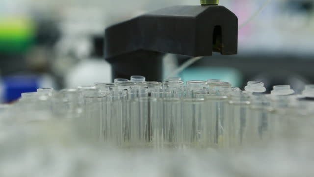 laboratory equipments - genetic research stock videos & royalty-free footage