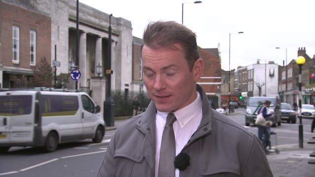 Labour General Secretary Jennie Formby clashes with Tom Watson over handling of antiSemitism ENGLAND London Hackney Stoke Newington EXT Traffic along...