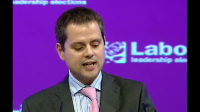 labour general secretary peter watt resigns over party funding row; peter watt speaking - secretary general stock videos & royalty-free footage