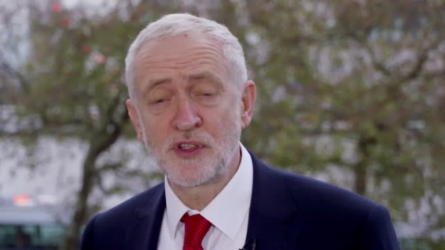 Labour leader Jeremy Corbyn delivers his New Year's message