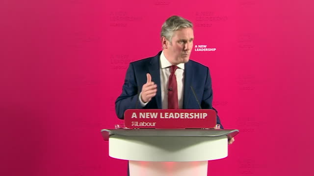 labour leader keir starmer saying a 'circuitbreaker' coronavirus lockdown would do less economic damage than the government's threetier approach - bad condition stock videos & royalty-free footage