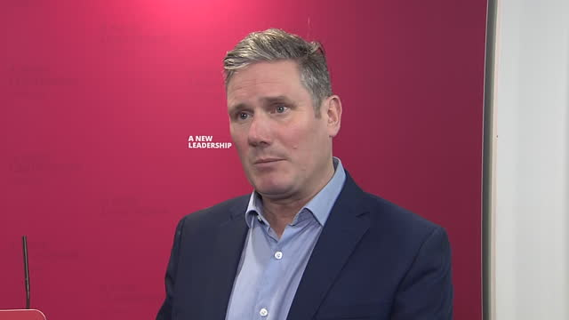 labour leader keir starmer saying he raised the risks of the coronavirus christmas bubble to boris johnson, who dismissed him and then made a u-turn... - domande al primo ministro video stock e b–roll