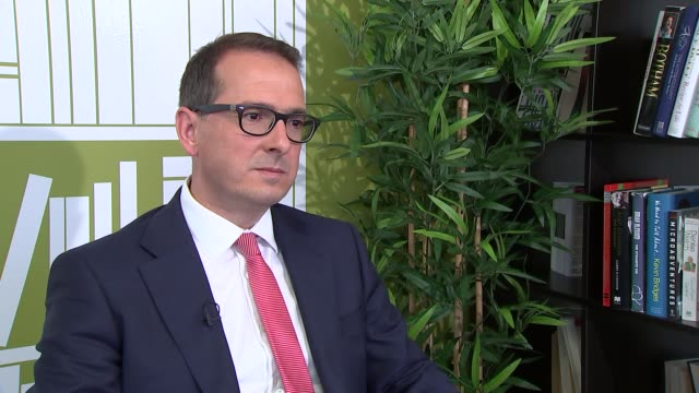 owen smith interview england london int owen smith mp interview sot i am in no way in favour of a privatizised nhs we should oppose ttip fear that... - owen smith politician stock videos & royalty-free footage
