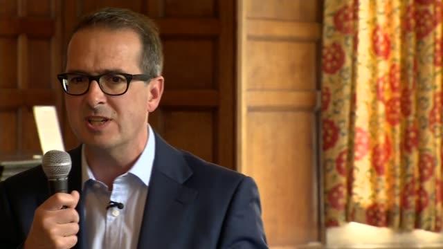 owen smith speech in charlton owen smith mp speech sot - owen smith politician stock videos & royalty-free footage