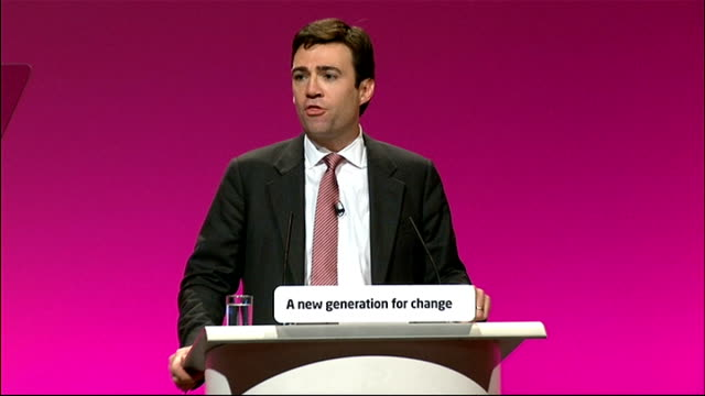 andy burnham speech andy burnham speech sot patients facing that familiar tory choice in healthcare wait longer or pay to go private as the private... - pct stock videos and b-roll footage