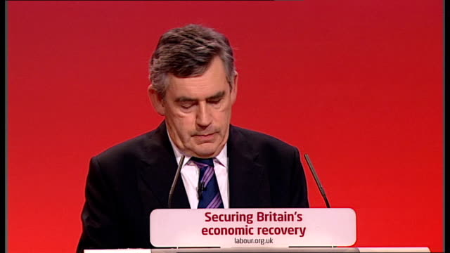 Gordon Brown keynote speech Gordon Brown speech continued SOT Government should never try to do what it cannot do but it should never fail to do what...
