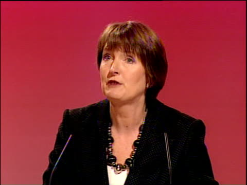 Harriet Harman speech Harriet Harman speech SOT And we want every one of our councillors and Ken Livingston and every one of our MPs back after their...