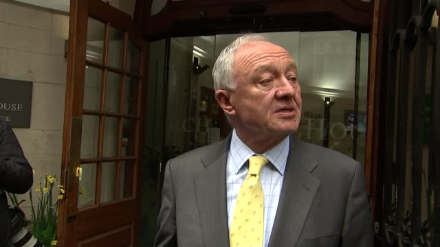 stockvideo's en b-roll-footage met ken livingstone suspended for a year for comments about hitler and zionism labour party ken livingstone suspended for a year for comments about... - ken livingstone