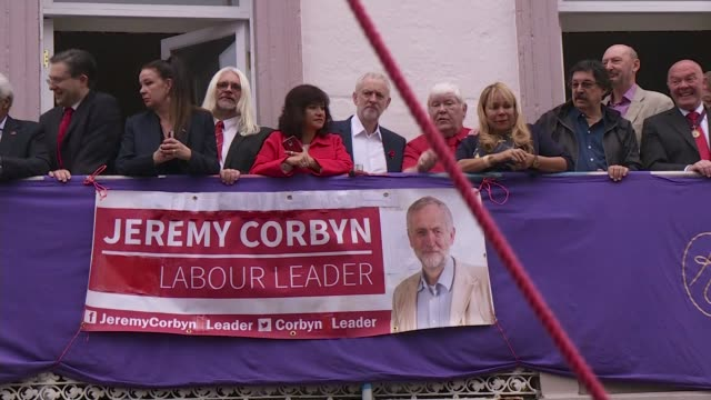 Angela Eagle to launch formal challenge against Jeremy Corbyn ENGLAND Durham EXT **Bagpipe music heard SOT** Jeremy Corbyn MP attending Durham...