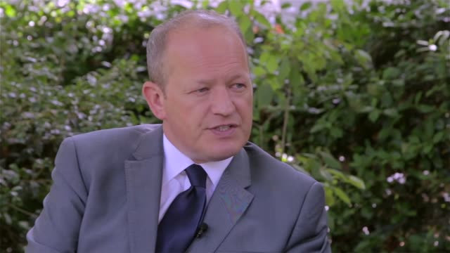labour party response to lord janner historical sexual abuse allegations england simon danczuk mp interview sot no you couldn't have described the... - レスターシャー点の映像素材/bロール