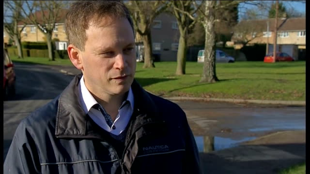 grant shapps interview england hertfordshire welwyn garden city ext grant shapps mp interview on ed miliband's proposal for one member one vote sot - welwyn garden city stock videos and b-roll footage