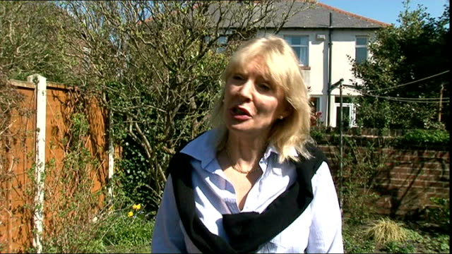 labour 'smear email' campaign: conservatives want apology; lancashire: lytham st annes: ext nadine dorries mp interview sot - says allegations... - リザムセントアンズ点の映像素材/bロール