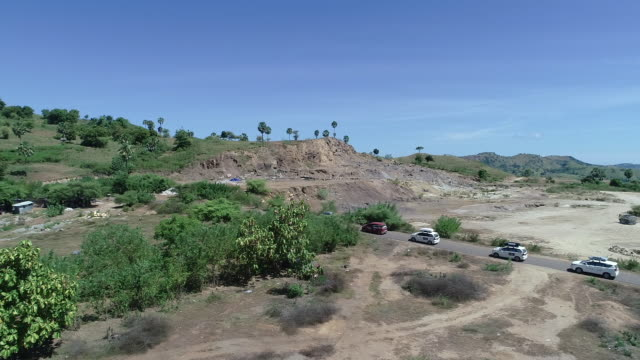 labuan bajo national park, flores. - フロレス点の映像素材/bロール