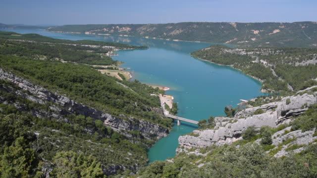 lac de sainte-croix - var bildbanksvideor och videomaterial från bakom kulisserna