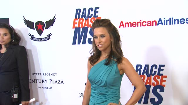 lacey chabert at 19th annual race to erase ms glam rock to erase ms on 5/18/12 in los angeles ca - race to erase ms stock videos and b-roll footage