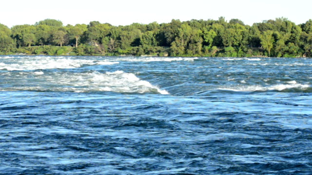 lachine rapids - rapid stock videos & royalty-free footage