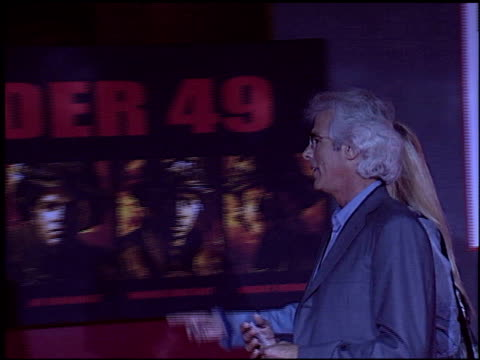 ladder 49 premiere at the 'ladder 49' premiere at the el capitan theatre in hollywood california on september 20 2004 - el capitan theatre stock videos & royalty-free footage