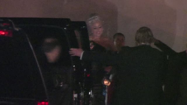 lady gaga at the trevor project's 2011 trevor live in hollywood - the trevor project stock videos and b-roll footage