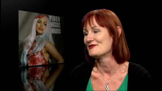 Lady Gaga wears meat costume to MTV Awards 2010 ENGLAND London INT Lucy O'Brien interview on how difficult it is to give women credit for ideas in...