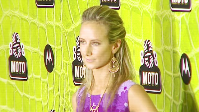 lady victoria hervey at the 8th annual anniversary party hosted by motorola at the hollywood palladium in hollywood, california on november 2, 2006. - motorola stock videos & royalty-free footage