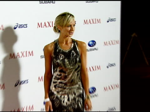 Lady Victoria Hervey at the Maxim Magazine's ICU Event at Area in Los Angeles California on August 2 2007