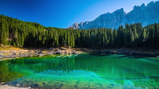 Lago di Carezza- Karersee, Trentino-Alto Adige, Italy