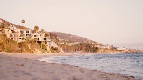 laguna beach - 4k - laguna beach california stock videos & royalty-free footage