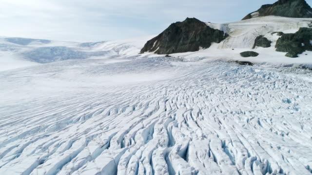 laing glacier - antarctic peninsula stock videos & royalty-free footage