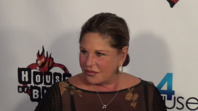 lainie kazan arriving at cops 4 causes 2nd annual heroes helping heroes benefit concert at house of blues in west hollywood 09/11/13 celebrity... - benefit concert stock videos and b-roll footage