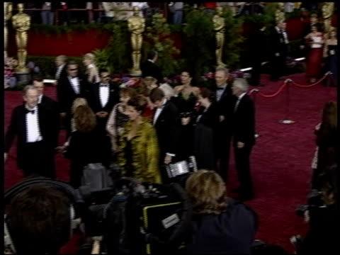 stockvideo's en b-roll-footage met lainie kazan at the 2004 academy awards arrivals at the kodak theatre in hollywood, california on february 29, 2004. - 76e jaarlijkse academy awards